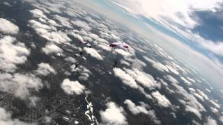 Wingsuits over Florida – Red Bull Skydive Team