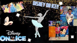 °o° Disney on Ice Vlog ⛸ | Oakland, CA