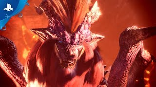 Monster Hunter: World - Elder Dragons Trailer | PS4