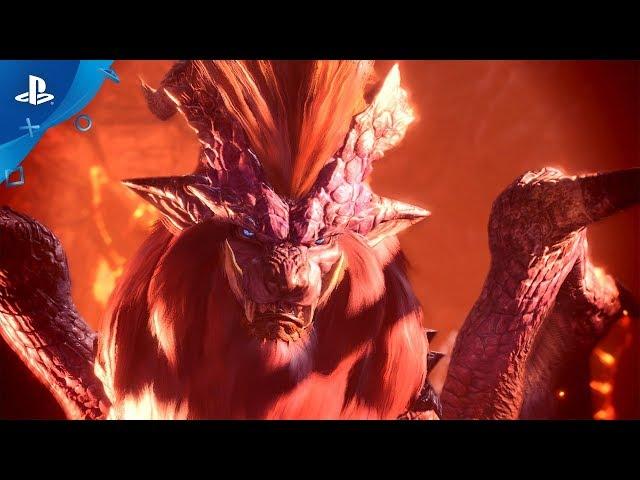 Monster Hunter: World - Elder Dragons Trailer | PS4