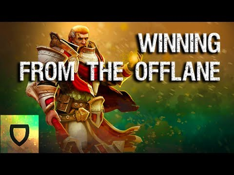 Winning the Other Lanes From the Offlane | How To Play Dota 2 | PVGNA.com