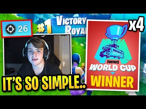 Mongraal Shows How Easy Qualifying for World Cup really is...