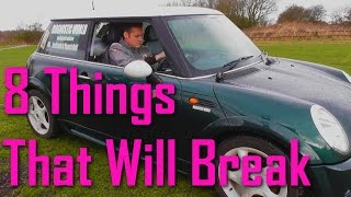 8 Things That Will Break Mini Cooper & Hatch