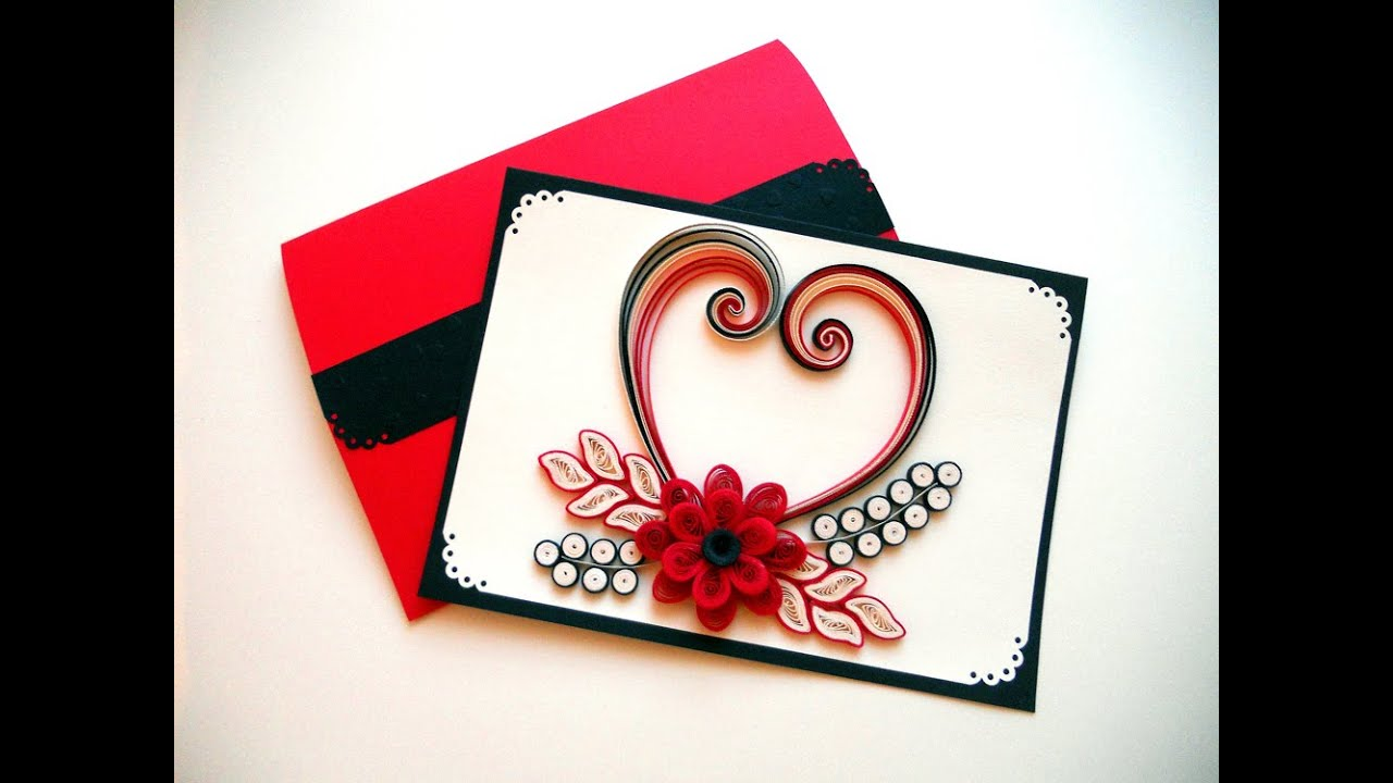 Papercraft Quilling Swirls Tutorial