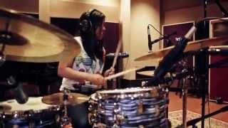 Tigran Hamasyan piano solo on drums by Helen De La Rosa