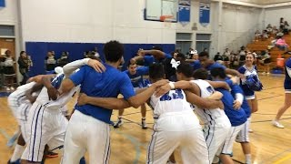 Bear Creek boys basketball edges Chavez in OT