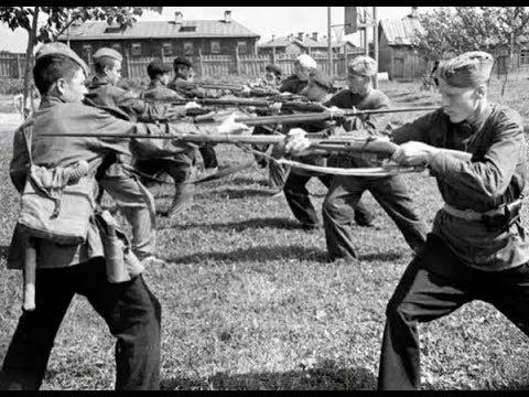 О рукопашном бое в армии и силовых подразделениях