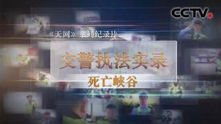 《天网》 交警执法实录 死亡峡谷   CCTV社会与法