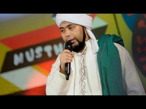 ceramah habib musthofa bin jaf'ar assegaf di majelis nurul musthofa   pulo jahe