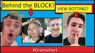 Ninja vs Tfue & Dakotaz ! (THE TRUTH )  #DramaAlert TechSmartt View Botting? EXPOSED!