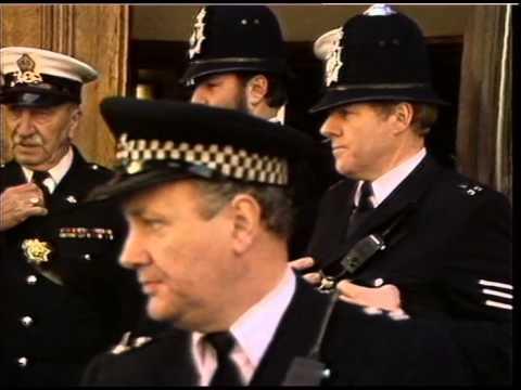 POLYTECHNIC DEMO AGAINST PATRIK HARRINGTON, NORTH LONDON