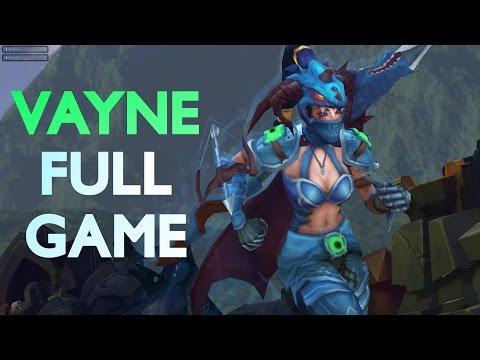 Gosu - Complete Vayne Game