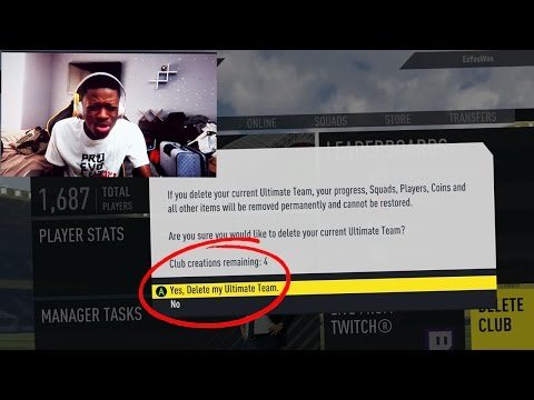 YOUR £10000 CLUB HAS BEEN HACKED PRANK !!! - FIFA 17