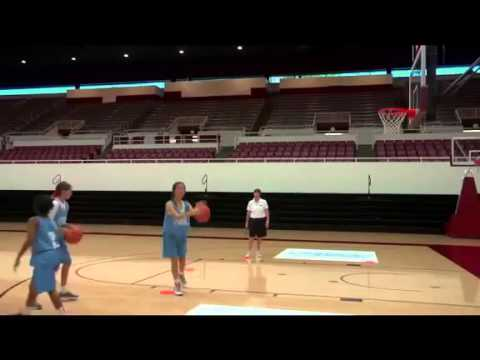 Shooting Drills for Youth Basketball | Team Shooting by Tara VanDerveer