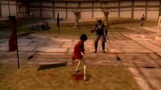 Red Ninja- End of Honor - Gameplay E3 2004 - PS2.mov