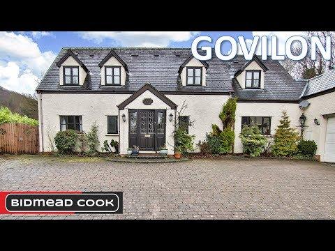 5 Bedroom Property For Sale: Govilon