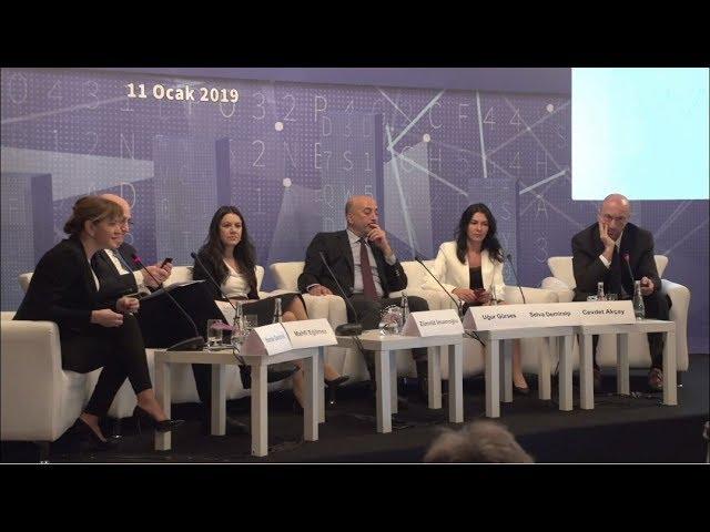 """Koç Üniversitesi - TÜSİAD Ekonomik Araştırma Forumu """"2019 Yılında Türkiye Ekonomisi"""" Konferansı"""