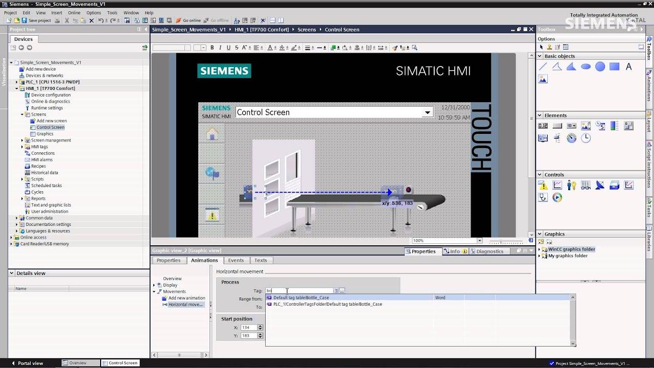 Animation Hvac Graphics
