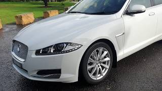 Jaguar XF 2012 Videos