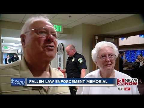 Fallen law enforcement honored in Pottawattamie County