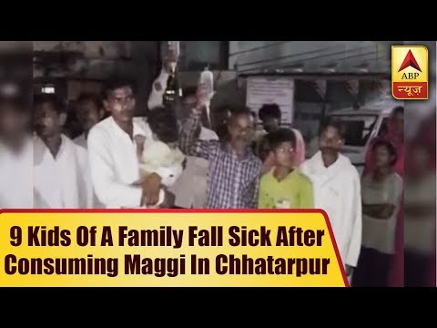 9 Kids Of A Family Fall Sick After Allegedly Consuming Maggi In Madhya Pradesh`s Chhatarpur