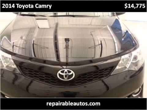 2014 Toyota Camry Used Cars Strasburg ND - YouTube