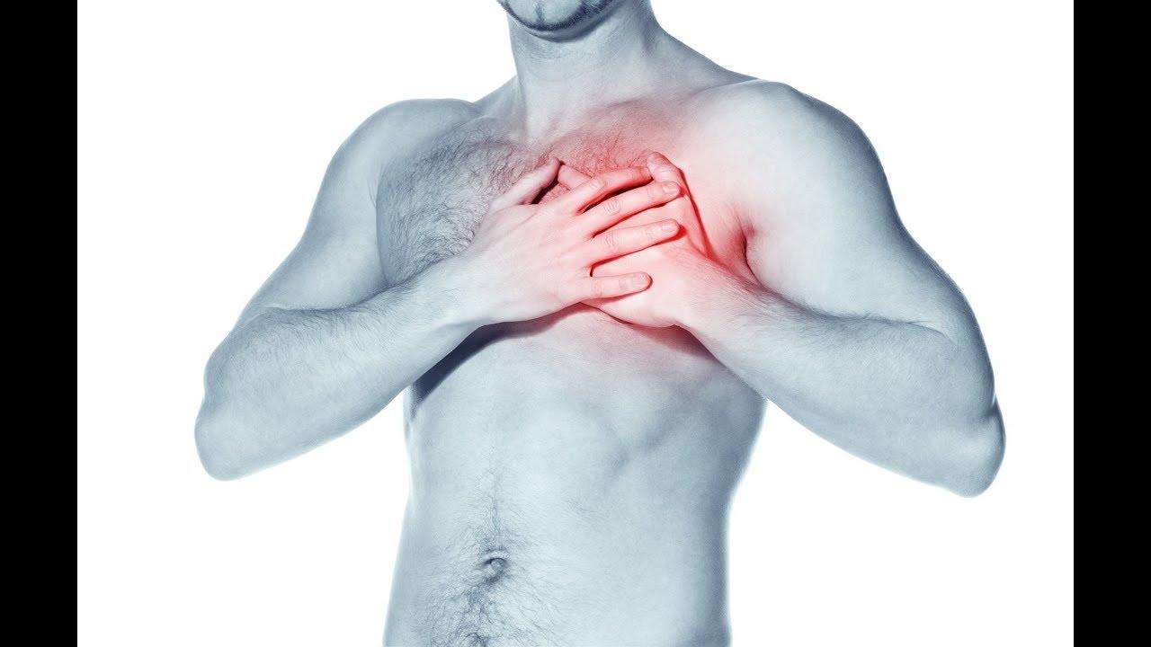 advertencia de un ataque cardíaco