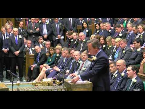 David Cameron pays tribute to Jo Cox