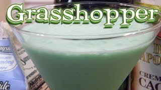 Grasshopper Drink  Recipe - theFNDC.com