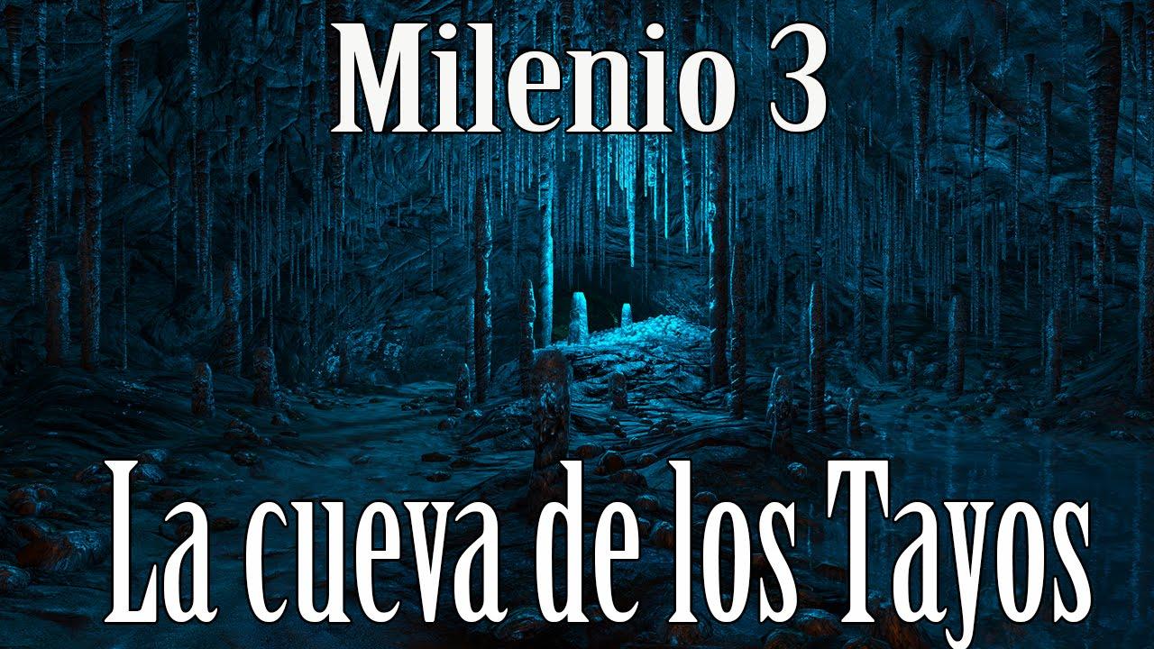 Milenio 3 viaje a la cueva de los tayos viyoutube for Milenio 3 horario