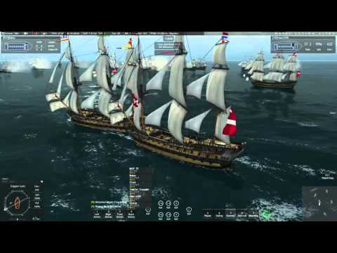Naval Action PB Danmark vs Sweden 24-02-2016