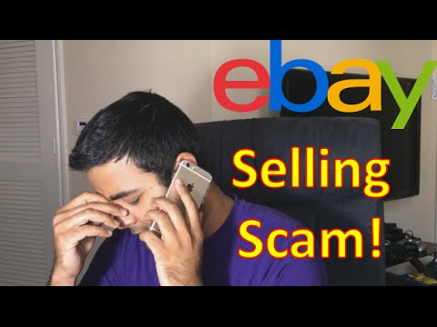 I Got Scammed Selling An Iphone On Ebay Tips Included Youtube