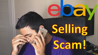 I GOT SCAMMED SELLING an iPhone ON eBay!!  (TIPS Included)
