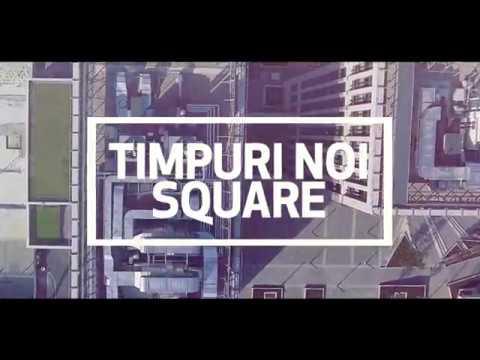TIMPURI NOI SQUARE OFFICE LOUNCH  BUCHAREST, 2017