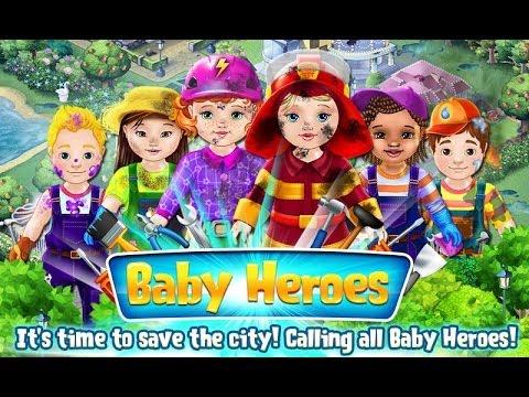 Baby Heroes | TabTale