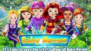 Малыши-герои