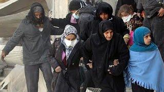 ООН  более 16 тысяч человек покинули дома на востоке Алеппо