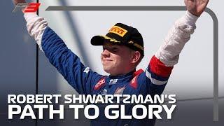 Robert Shwartzman's Road To Formula 3 Glory