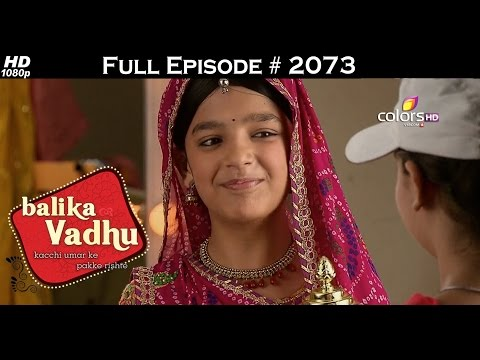 Balika Vadhu - 15th December 2015 - बालिका वधु - Full Episode (HD) thumbnail