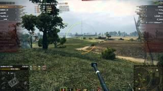 FCM 50 t, Лайв Окс, Стандартный бой
