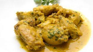 Receta de pollo en pepitoria - Karlos Arguiñano