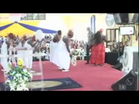 URHOBO NATIVITY DAY EMA DANCE ,WINNERS CHAPEL NOVEMBER 2015
