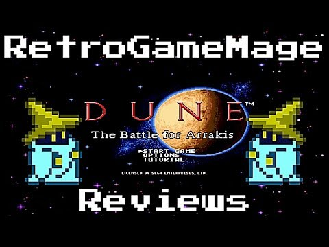 RGM Reviews - Dune: The Battle For Arrakis For Genesis