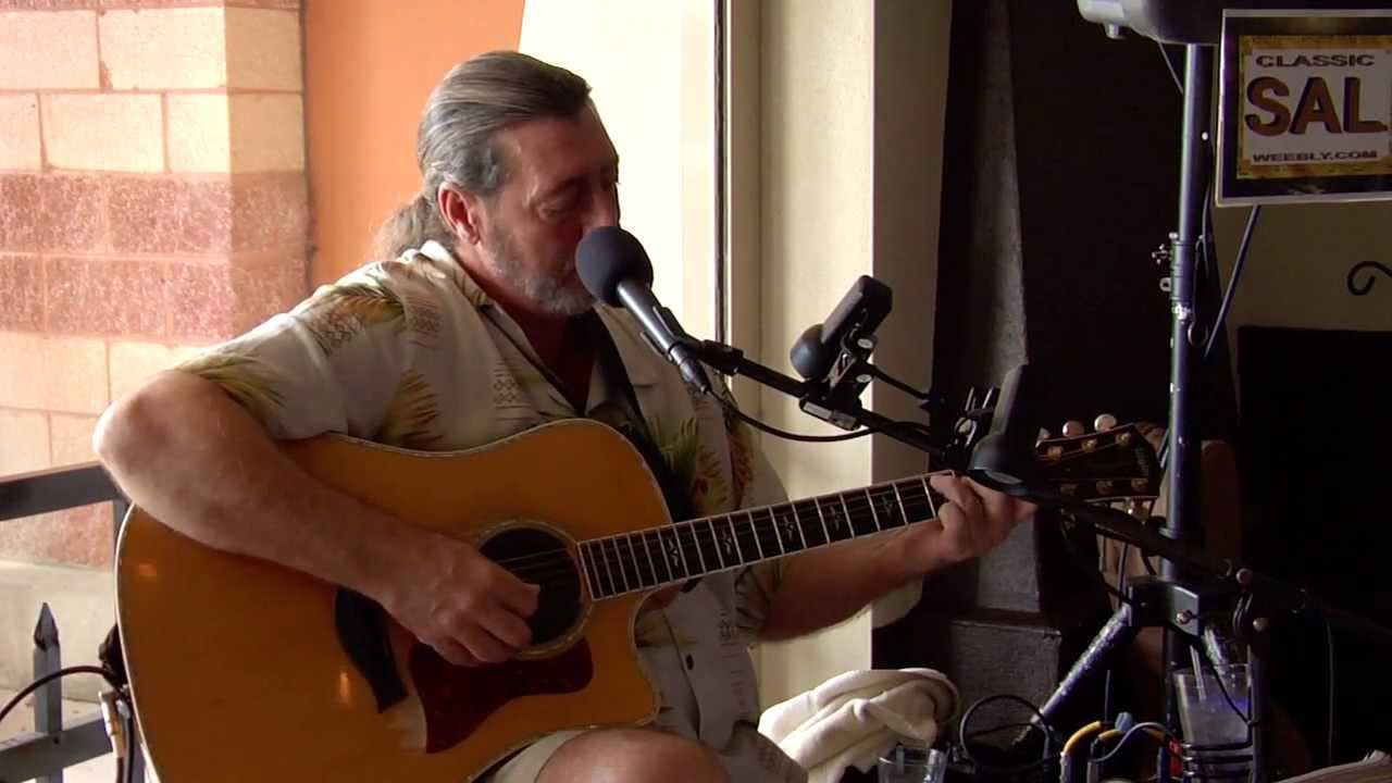 Sal Playing at Boston Beer Garden in Naples FL - YouTube