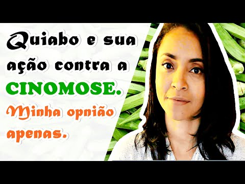 QUIABO CURA A CINOMOSE? HD - YouTube