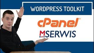 Jak zainstalować WordPressa w 2 minuty? - WordPress Toolkit w cPanel