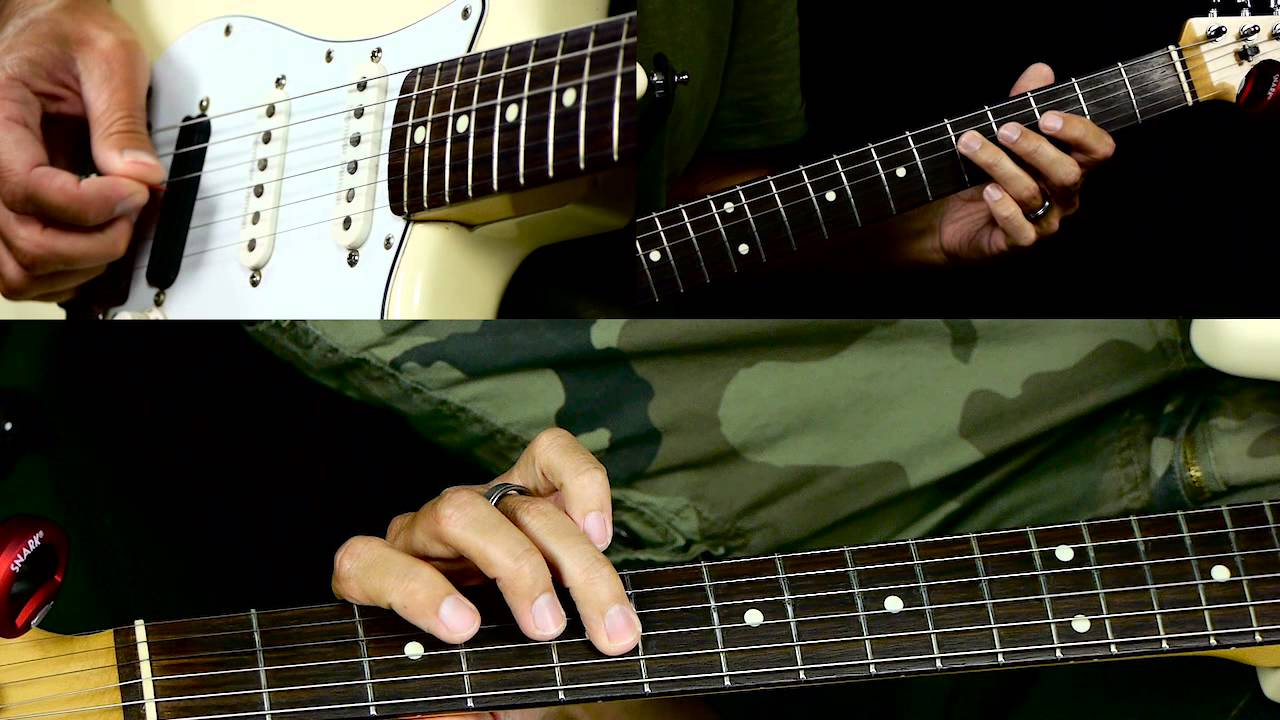 how to play wipe out on guitar easy songs on guitar youtube. Black Bedroom Furniture Sets. Home Design Ideas