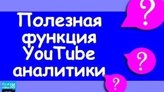 Как набрать больше просмотров видео YouTube? Аналитика YouTube. Сергей Войтюк