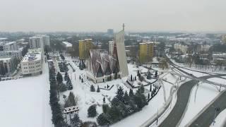 Zima na Słonecznym Wzgórzu - Parafia św. Józefa w Lublinie - 2019