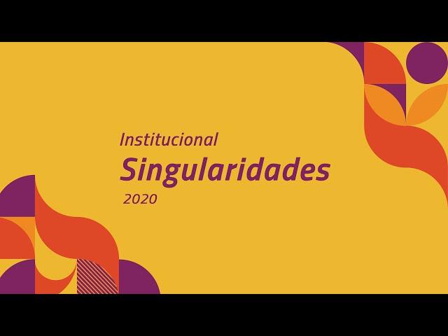 Institucional Singularidades 2020